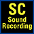Logo SC-Sound Recording